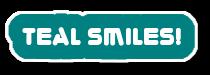 Teal Smiles logo