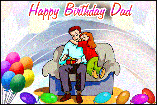 Birthday Wishes To Dad from daughter