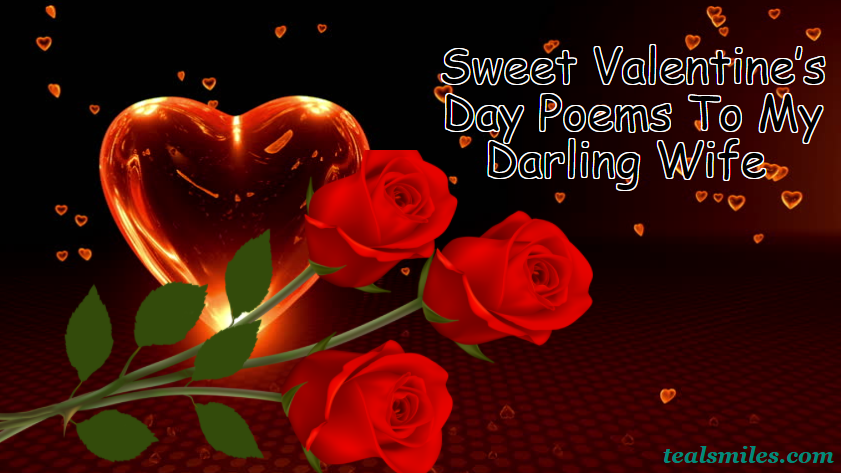 Sweet -valentine-day- poem -to-my-dear-my-love-you-red-rose-wife-girlfriend