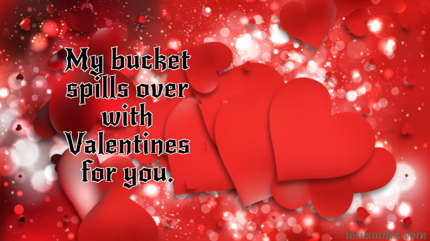 Valentine's Day Messages -cute-short