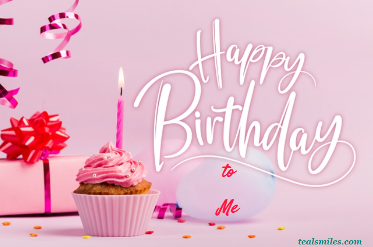 happy birthday to and for myself- tealsmiles