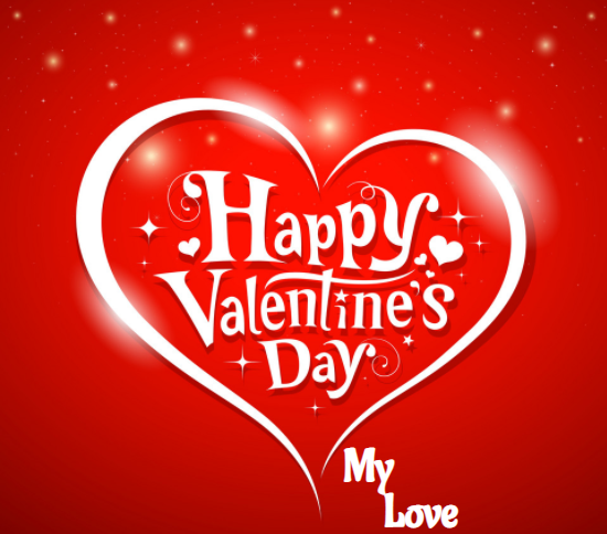 Happy Valentine text messages to lovers