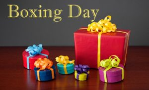 Boxing-Day-Wrapped Gifts -Present-Picture
