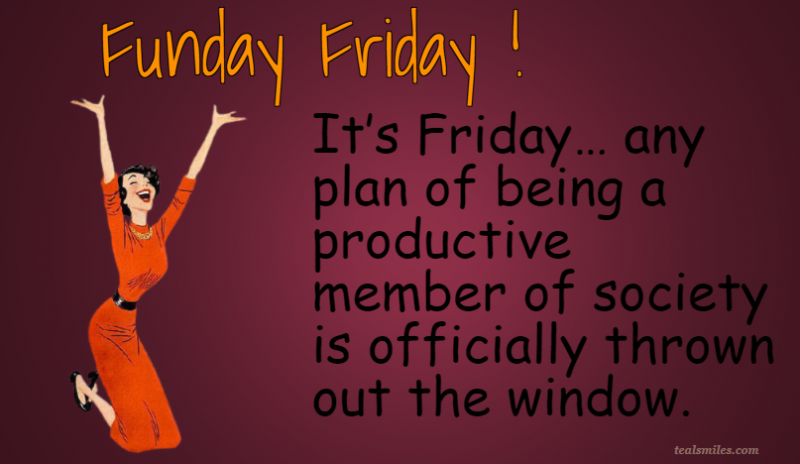 Funny Happy Friday Wishes And Quotes