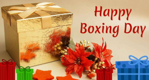 Happy Boxing Day Gifts -presents-Funny Boxing Day Messages + Images