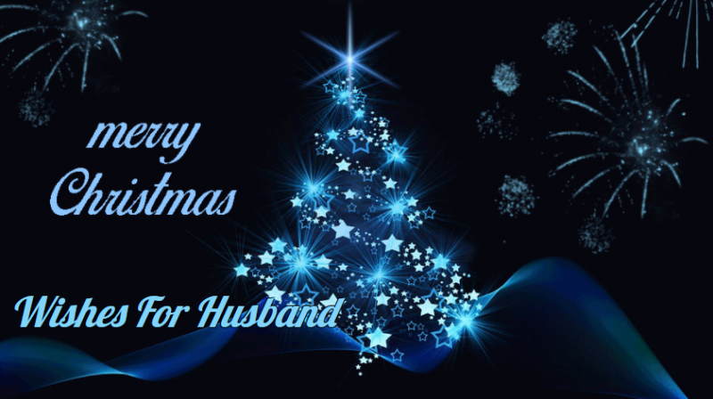 Christmas Wishes For Husband
