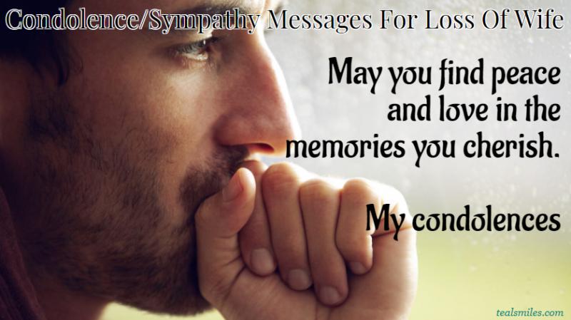 condolence-sympathy-messages-on-death-of-wife-tealsmiles