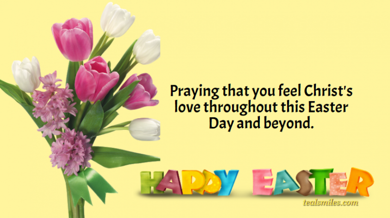 Inspirational And Religious Easter Messages