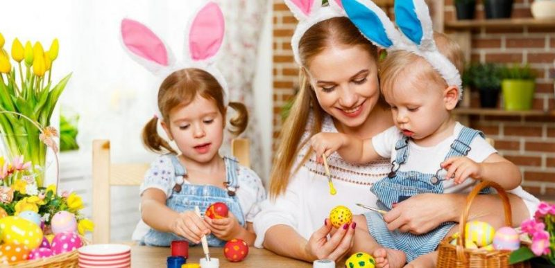 Beautiful Easter Greetings And Wishes For Son, Daughter & Kids