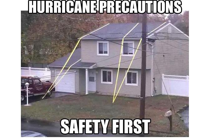 Hurricane Jokes