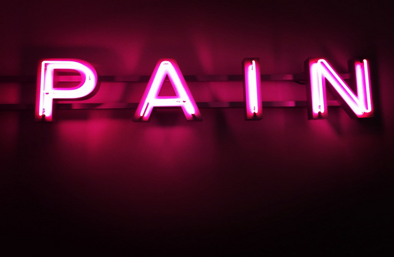 pain quotes about life